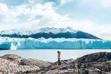 Chiêm ngưỡng kỳ quan sông băng Perito Moreno ấn tượng nhất trên trái đất