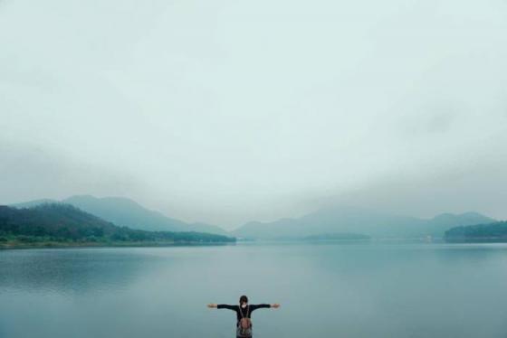 Có một 'tiểu Đà Lạt' thật nên thơ tại hồ Đồng Chương Ninh Bình!
