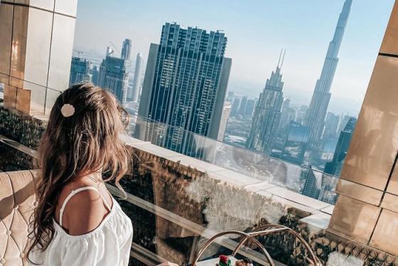 Ngắm nhìn không gian tuyệt đẹp từ top 10 khách sạn cao nhất thế giới