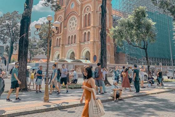 Điểm danh những nhà thờ nổi tiếng ở Sài Gòn ngắm cảnh đẹp và sống ảo 'cháy máy'