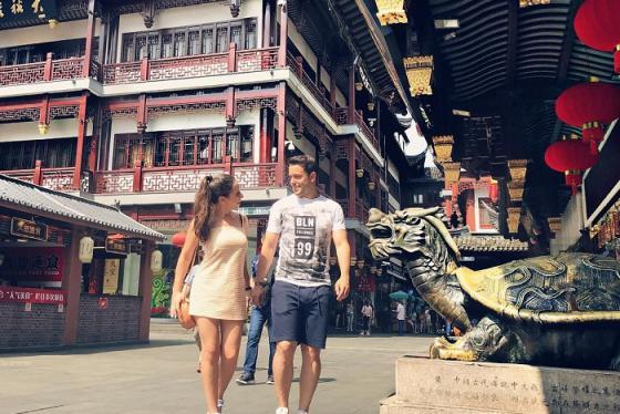 Một ngày dạo chơi phố cổ Thượng Hải cổ kính và đầy màu sắc