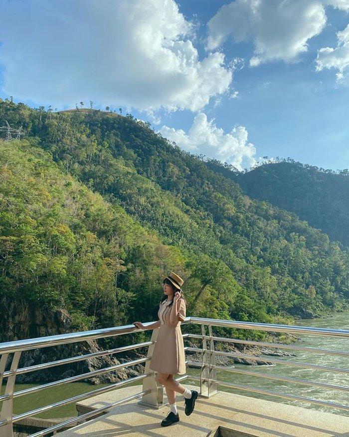 Kinh nghiệm du lịch Chư Păh thăm thủy điện Yaly