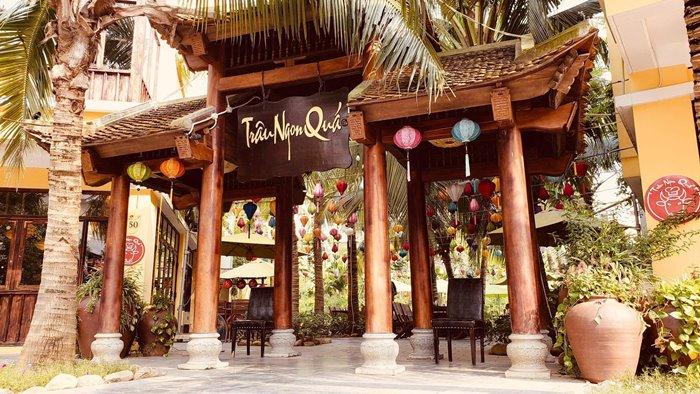 Trâu Ngon Qúa quán ăn ngon ở Ecopark