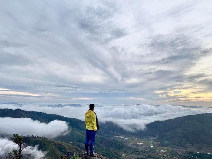 săn mây Trekking Chư Nâm