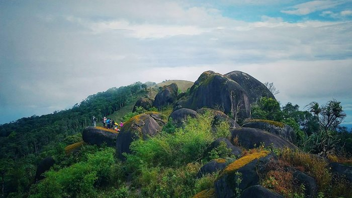 du lịch Trekking Chư Nâm