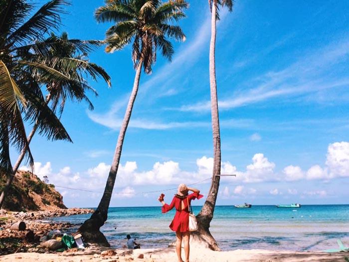8 bãi biển đẹp ở miền Tây - Vẻ đẹp ấn tượng