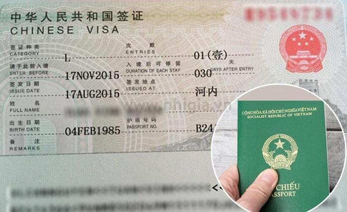 visa du lịch Trung Quốc- kinh nghiệm làm visa đi Trung Quốc