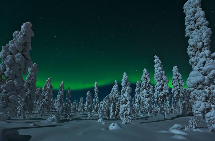 Cảnh đẹp ở Rovaniemi - Du lịch Rovaniemi