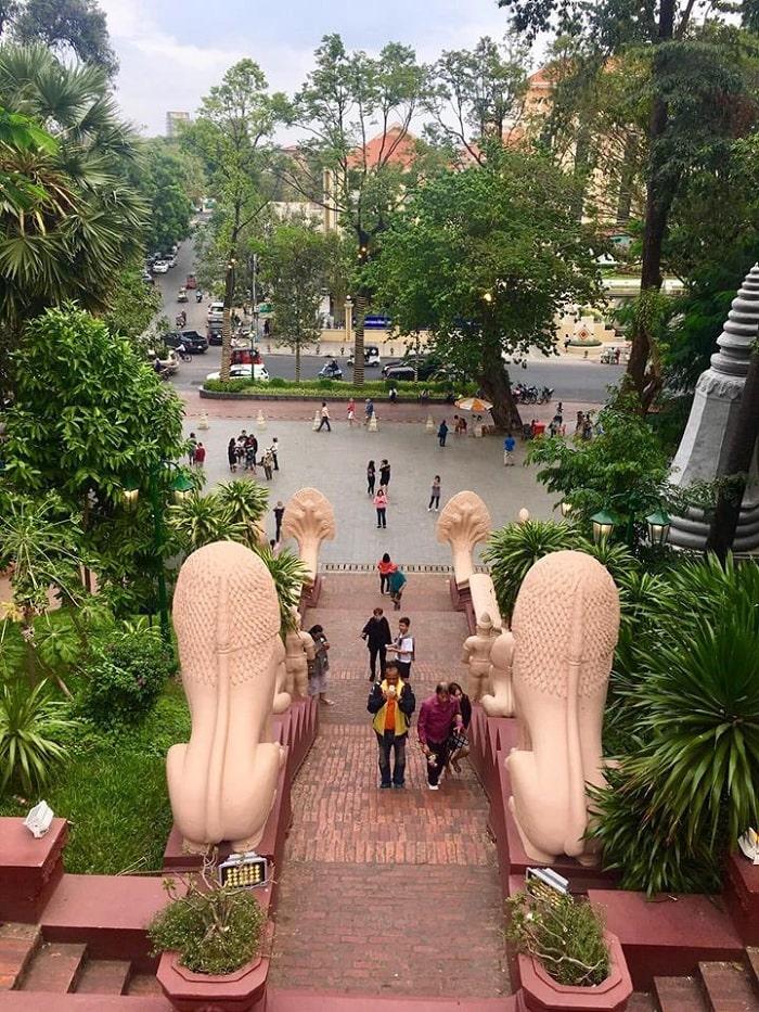 đền Wat Phnom