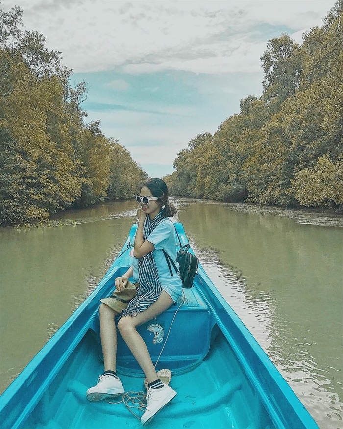 U Minh Ha forest tourism, great experience for nature lovers