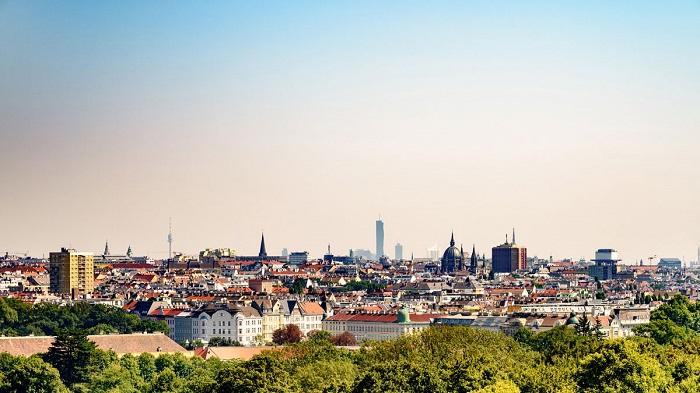 địa điểm thăm quan ở thủ đô Vienna