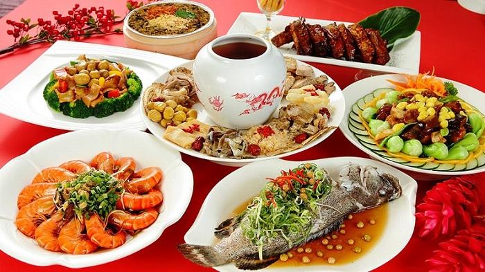 Ẩm thực Trung Hoa phong phú đa dạng