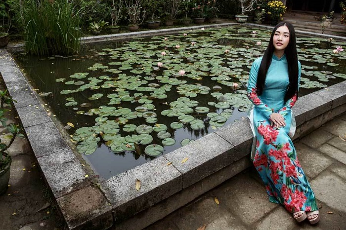 Visit the An Hien garden house - A peaceful corner in Hue city