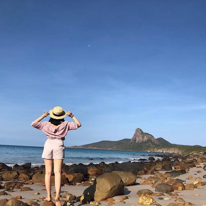 Tìm về Bãi Nhát Côn Đảo - Top 6 bãi biển hoang sơ nhất Châu Á