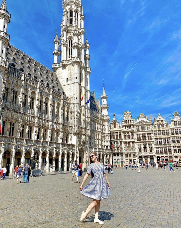 địa điểm du lịch ở Brussels