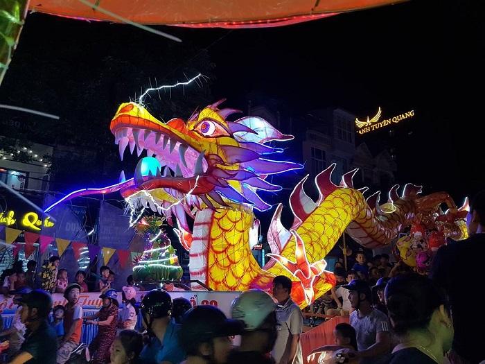 Có gì tại lễ hội thành Tuyên 2019 - lễ hội trung thu lớn nhất cả nước?