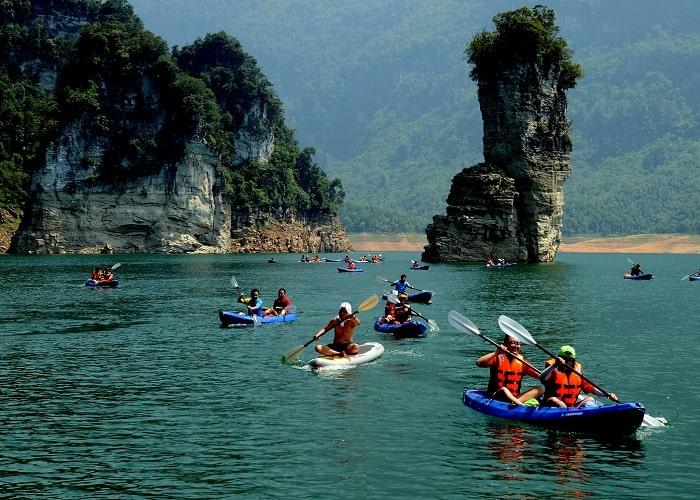 Experience discovering Lam Binh Tuyen Quang tourist area