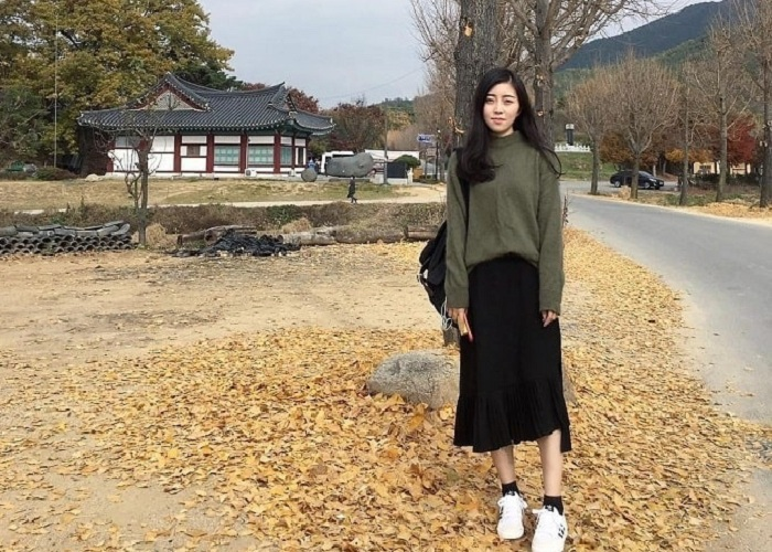 Discover the traditional beauty of the Korean village of Hahoe Andong