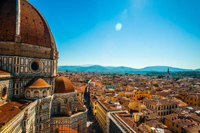 Du lịch vùng Tuscany Italy