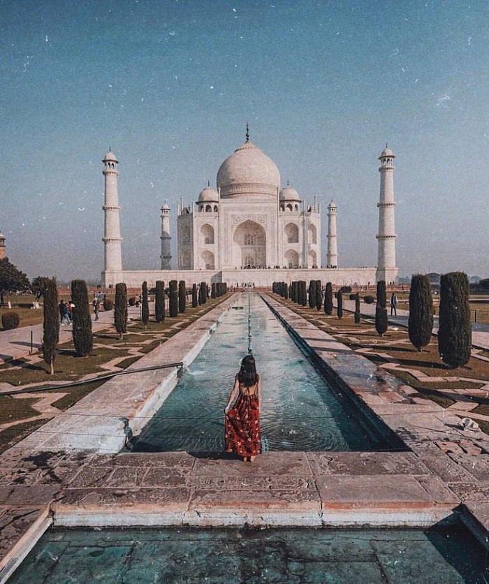 những quốc gia có nhiều di sản nhất thế giới - Ấn Độ