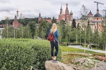 Mùa hè này hãy đến Moscow - thủ đô đầy màu sắc của nước Nga