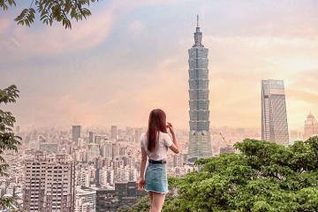 Chinh phục Đài Bắc 101 – biểu tượng cho tinh thần xứ Đài