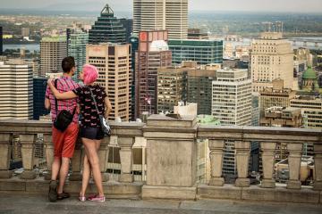 Kinh nghiệm du lịch: Ghé thăm thành phố đa sắc tộc Montreal Canada