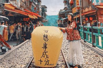 Ghé thăm Phố cổ Thập Phần - vẻ đẹp văn hóa truyền thống Đài Loan