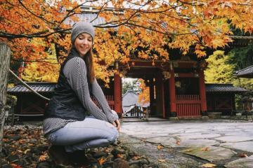 Cẩm nang du lịch Nhật Bản mùa thu lá đỏ 2019 mới nhất
