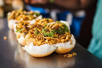 Đến Ấn Độ nhớ ghé thămthiên đường ẩm thực đường phố ở Mumbai
