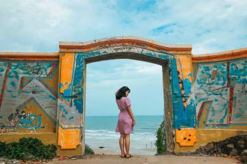 Cổng trời Vũng Tàu - 'Cửa sổ thiên đường'  dành cho dân sống ảo