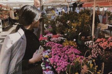 Thăm chợ hoa Cours Saleya tuyệt đẹp giữa lòng thành phố Nice