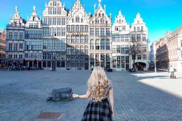 Khám phá Antwerpen Bỉ, bạn đừng bỏ lỡ những trải nghiệm đặc biệt này