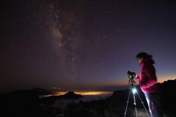 Cùng lên đường ngắm bầu trời đầy sao ở La Palma