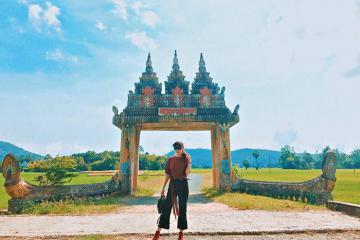 Khám phá cổng trời Tri Tôn An Giang - điểm sống ảo tuyệt đẹp