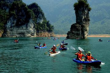 Kinh nghiệm khám phá khu du lịch Lâm Bình Tuyên Quang