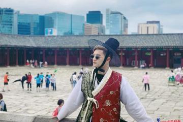 Chuyến đi Hàn Quốc làm nên 'thanh xuân' của chàng trai Quảng Trị