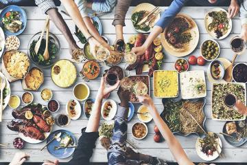 Top 5 món ăn ngon mà bạn phải thử trong chuyến du lịch Châu Âu