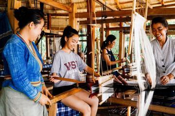 Những trải nghiệm ở Luang Pha Băng bạn nên thử một lần