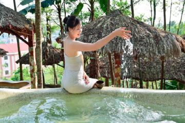 Kinh nghiệm du lịch suối khoáng Mỹ Lâm Tuyên Quang đầy đủ nhất