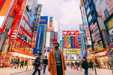 10 điều thú vị và độc đáo nhất khi du lịch Tokyo Nhật Bản