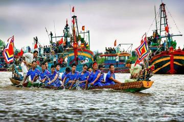 Các lễ hội truyền thống Thái Bình du khách không nên bỏ lỡ
