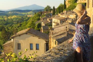 Tuscany - vùng đất lãng mạn và xinh đẹp dễ khiến bạn quên lối về