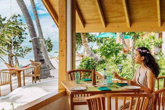 Top những khách sạn có view đẹp ở Maldives giá dưới 2 triệu
