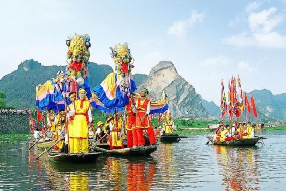 Khám phá 5 Lễ hội ấn tượng bậc nhất tại Ninh Bình