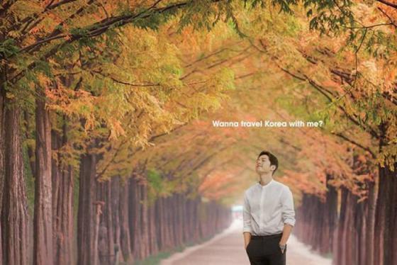 Gợi ý những điểm đến du khách có thể hưởng trọn mùa thu Hàn Quốc