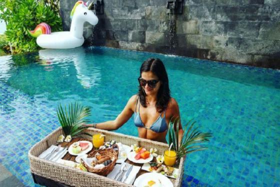 Top 6 resort tuyệt vời nhất để trải nghiệm bữa sáng nổi tại Bali