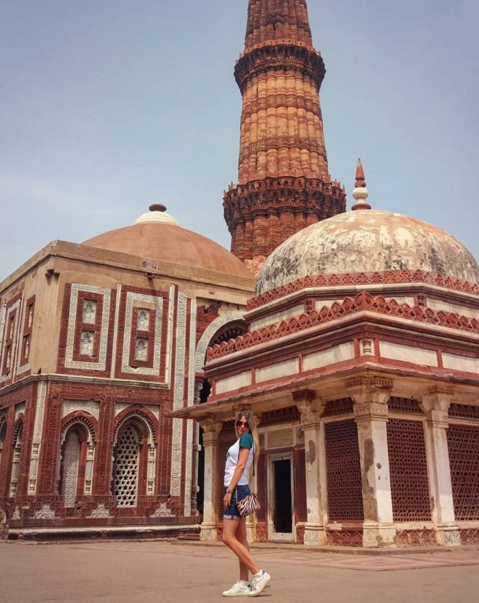Tháp Qutb Ấn Độ