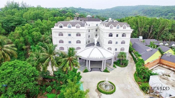 Boulevard Hotel Phu Quoc - khách sạn Phú Quốc đẹp
