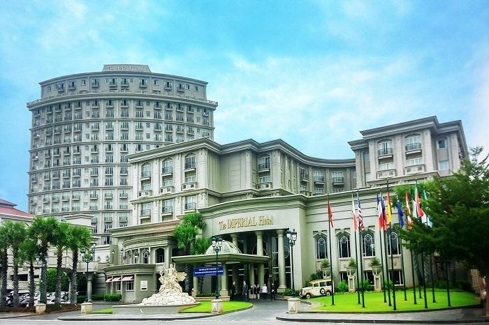The Imperial Hotel Vũng Tàu - Khách sạn Vũng Tàu đẹp được yêu thích nhất